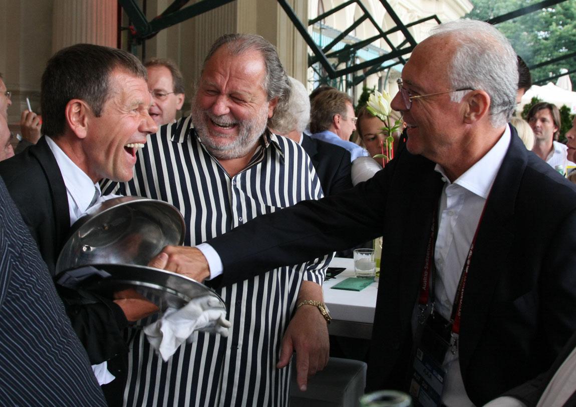 Foto Angerer Kartnig Beckenbauer vergrößert